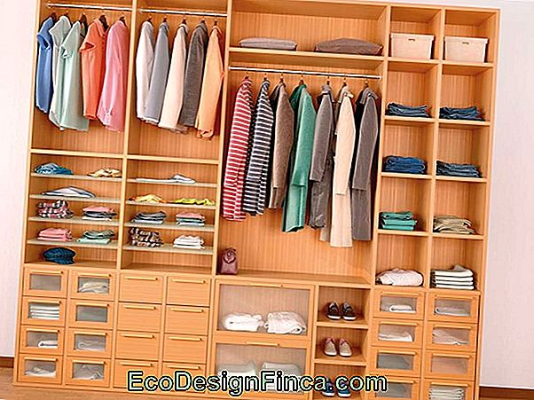 How To Clean Your Wardrobe: See The Step By Step To Keep Everything Clean