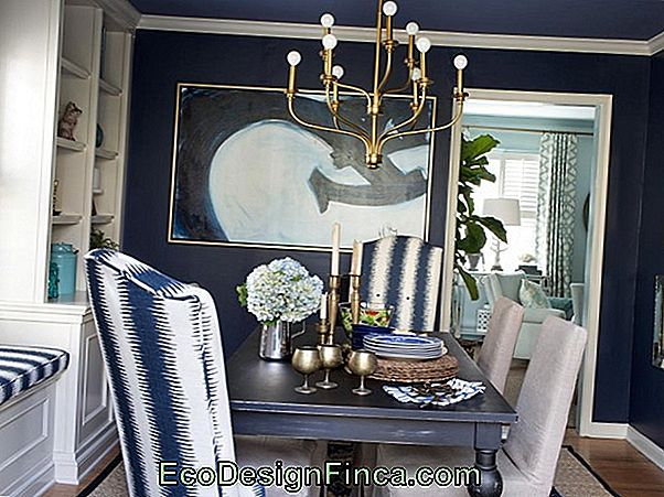 Blue Kitchen: 70+ Color Decoration Inspirations
