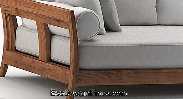 Wooden Sofas Models