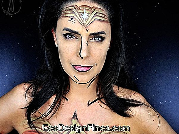 Wonder Woman Party: Step By Step Tutorials And Inspirations