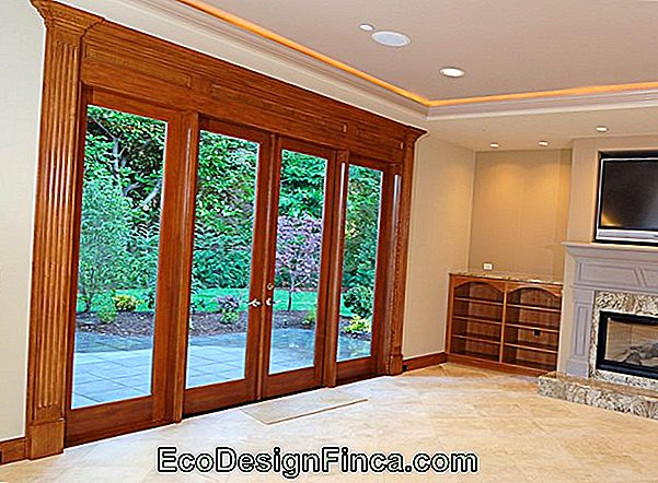 Sliding Door: Advantages Of Using And Projects With Photos
