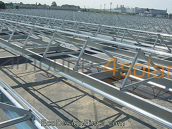 Green Roof Mounting Systems