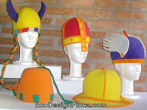 Foam Hat A Forma Di Drago!
