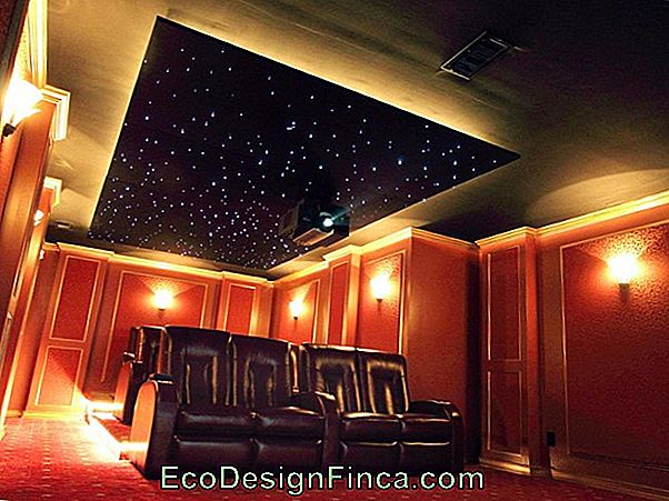 Home Theater - Iluminación!