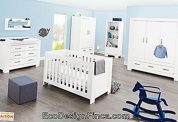 Male Baby Room Decoration: Plus De 45 Photos Pour Vous Inspirer!