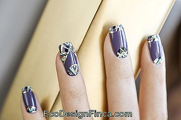 Nail Stickers - Comment Appliquer