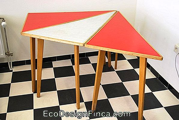 Tables Triangulaires