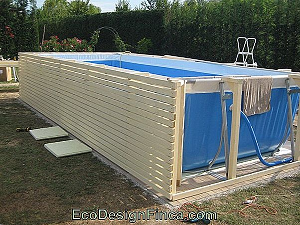 35 Incredibili Piscine Per Pallets E Come Spendere Poco!