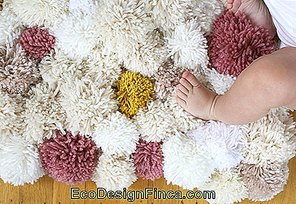 Tappeto Pompom - 50 Modelli Fai Da Te Fancy & Step By Step!