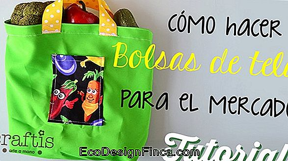 Tote Bag Ecologica Patchwork