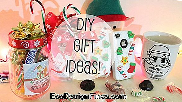 Christmas Table Decorations - 50 Awesome Ideas & Hoe Het Te Doen!