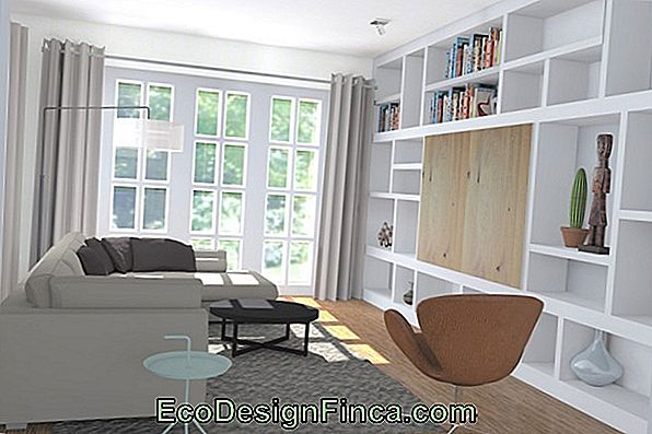 Klein Appartement Decoratie: 60 Tips!