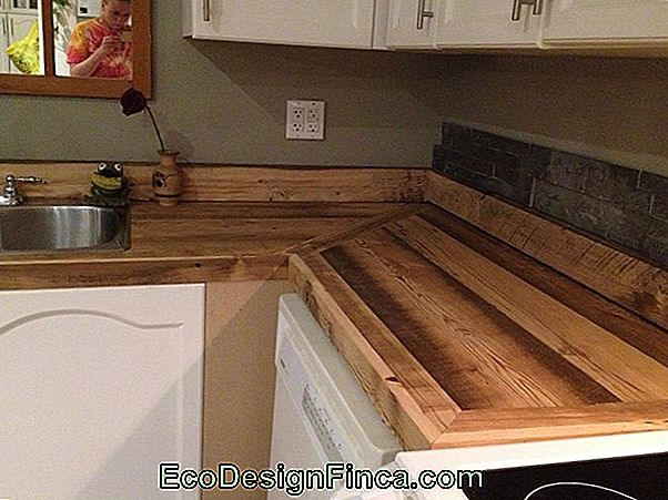Wooden Kitchen - 43 Modellen En Must Do Decorating Tips!
