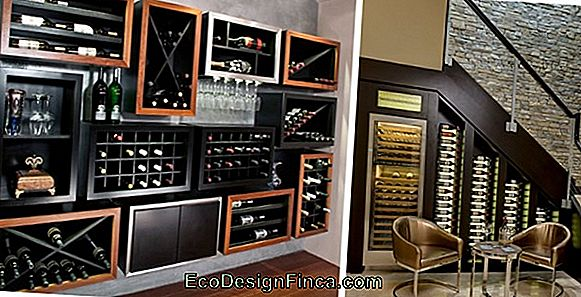 Wine Cellar: How To Make En 25 Modellen Om Te Inspireren!