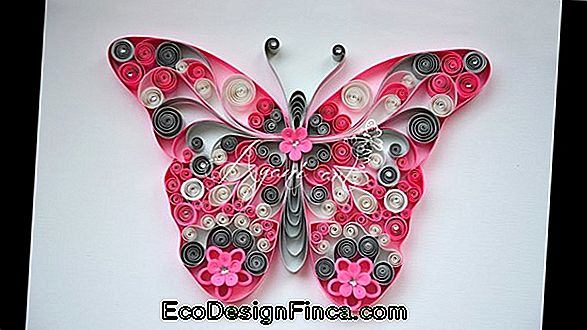 Quilling Ketting Hanger