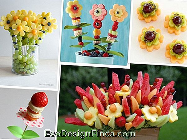 Diy: Kerstboom Van Fruit