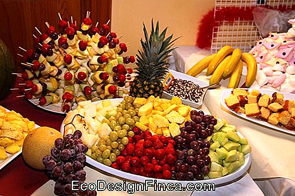 Fruittafel: 60+ Decoratie Foto'S & Referenties!