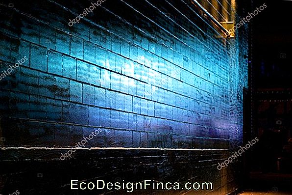 Blue Wall: 67+ Fantastische Foto'S, Tonen En Referenties!