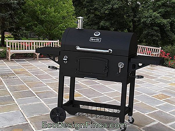 Charcoal Barbecue-Modellen