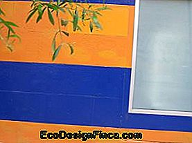 wall-blauw-oranje-window