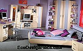 adolescents chambre tech