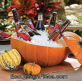 Easy Table Decoration per Halloween: tavola